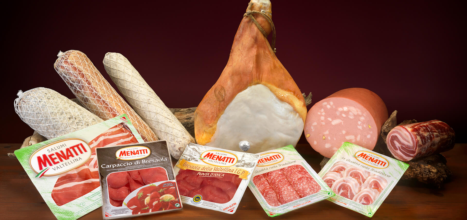 Affettati italiani tradizionali