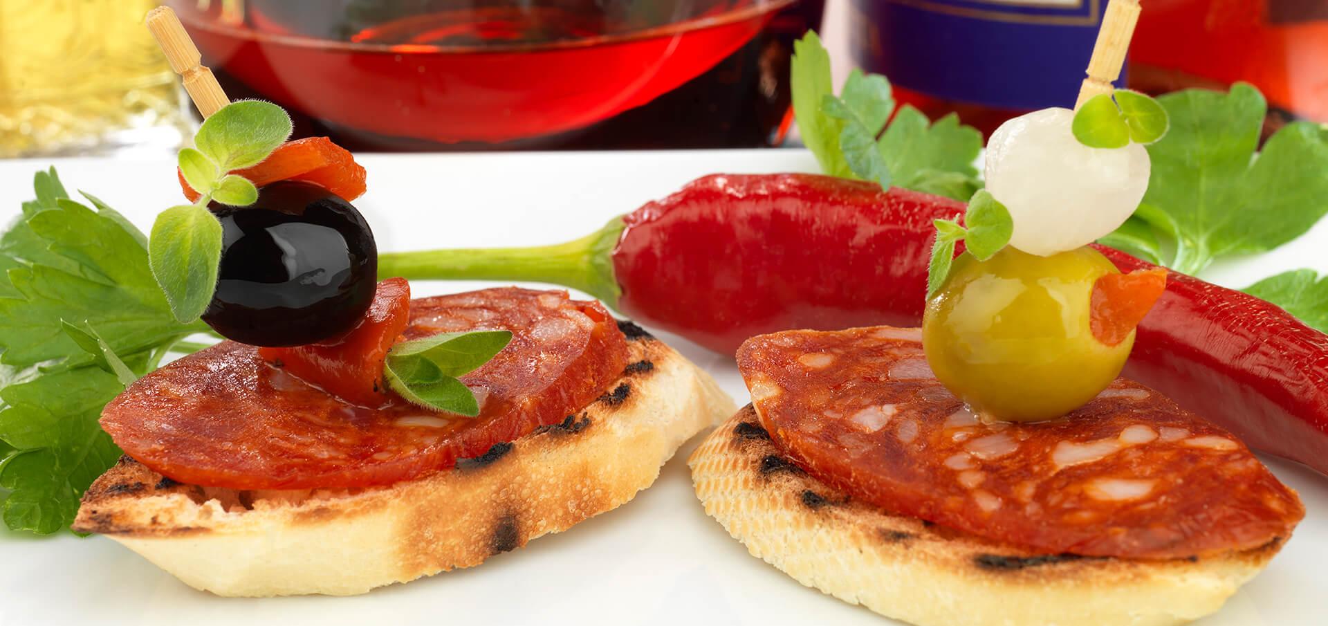 Salsiccia piccante Menatti