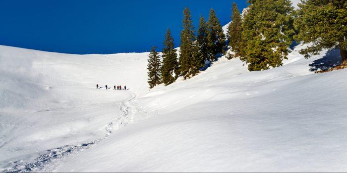 Ciaspolata al Monte Padrio con Speck Menatti