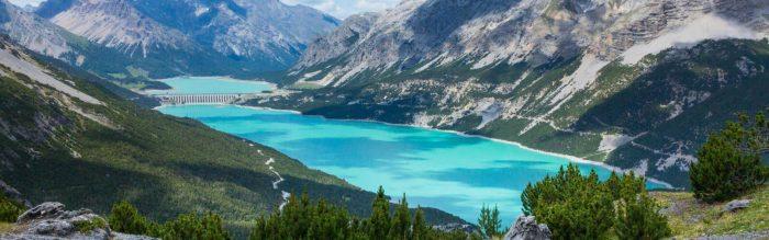 Giro dei laghi della Val Fraele con Prosciutto Crudo Menatti