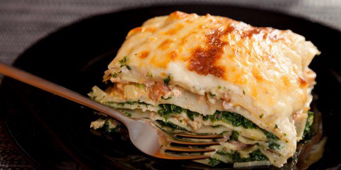 Lasagne al grano saraceno e Bresaola: ricetta