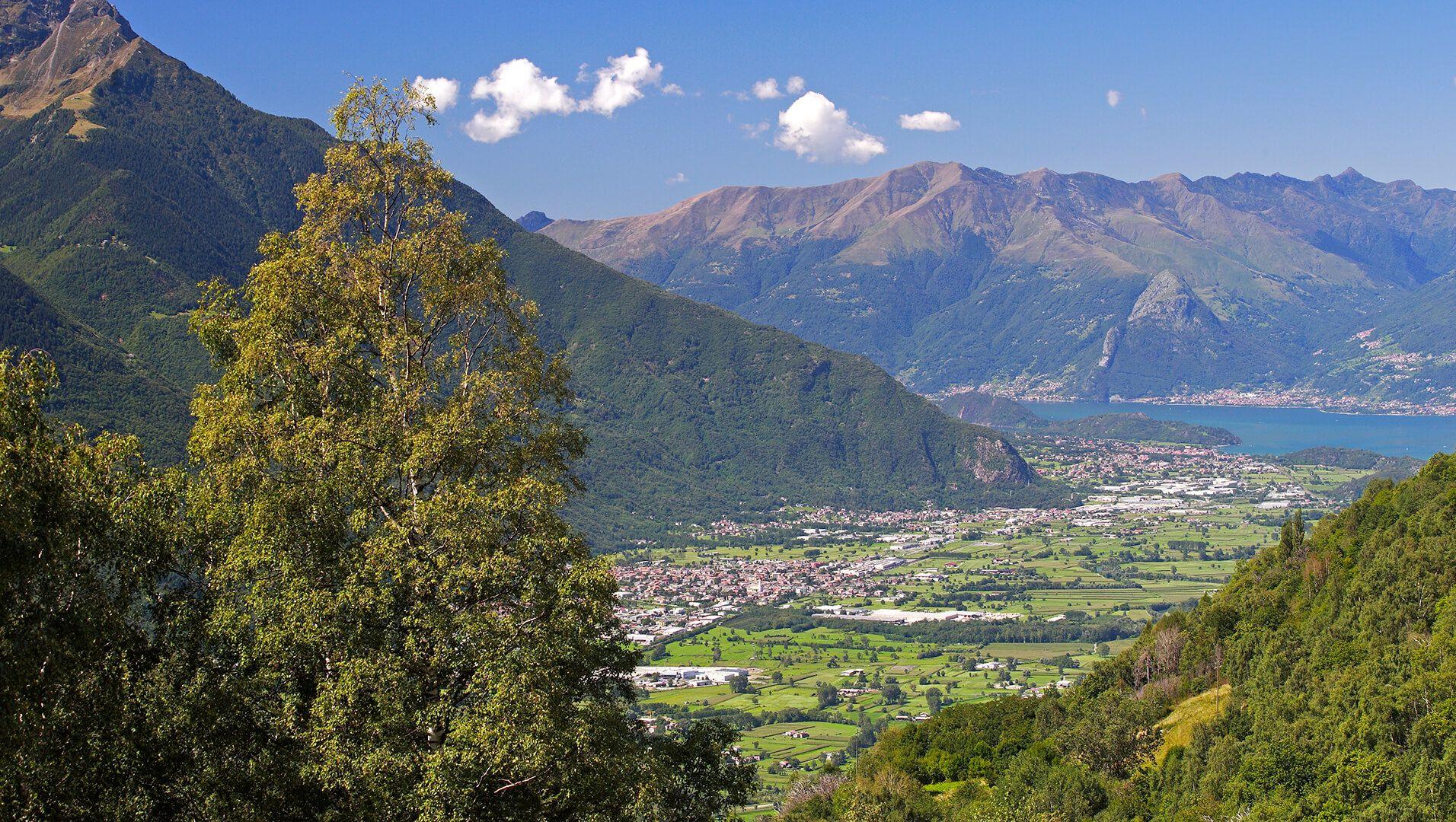 Il Salumificio Menatti in Valtellina