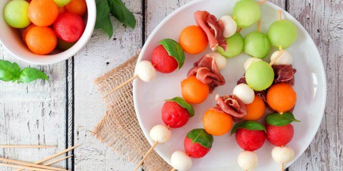 Prosciutto e melone: come presentarlo e con cosa abbinarlo