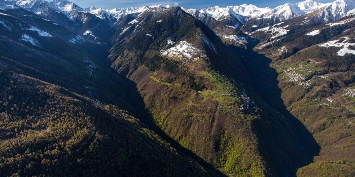 Escursione da Sacco a Bema sopra Morbegno in Val Gerola