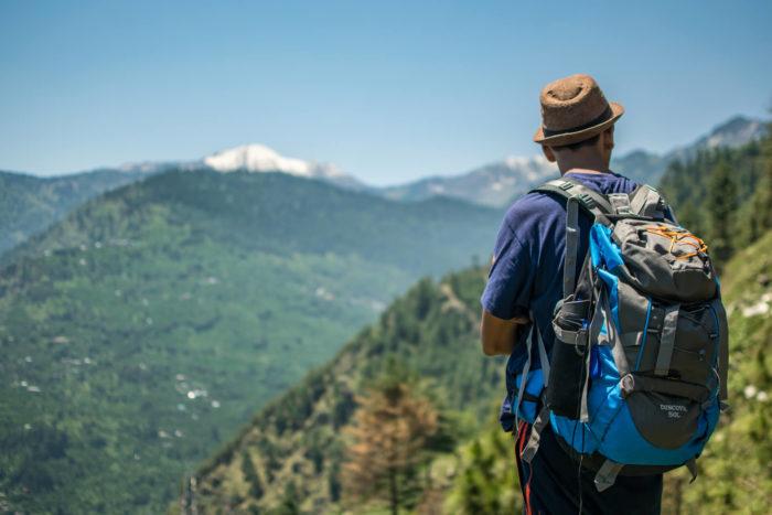 trekking in Valtellina in Valgerola fino all'Alpe Stavello sulla via del Bitto