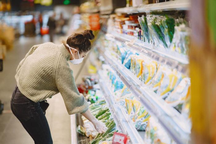 Consigli e direttive europee sul rischio covid legato agli alimenti e al cibo