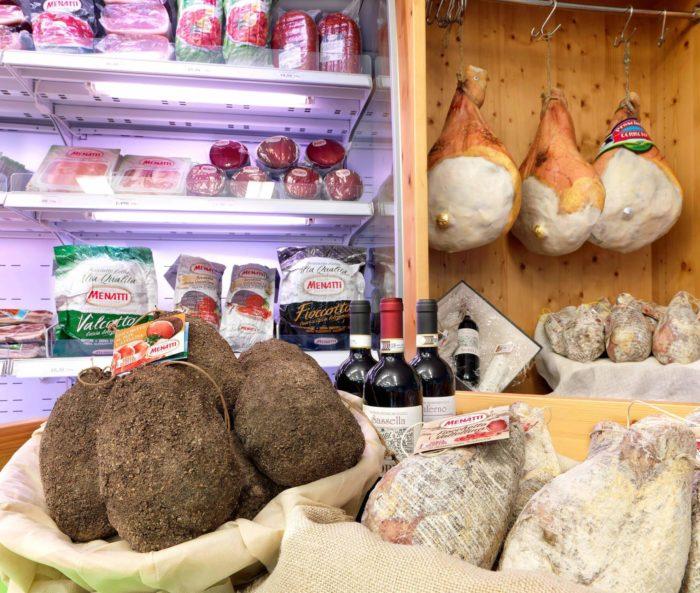negozio online Salumificio Menatti con Bresaola della Valtellina IGP