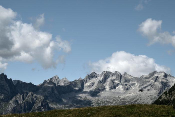 ciaspolata al rifugio Alpe Granda in Valtellina