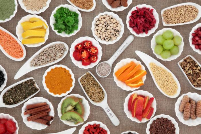 alimenti con antiossidanti