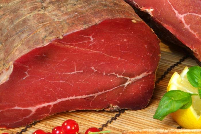 consumi bresaola igp valtellina 2020