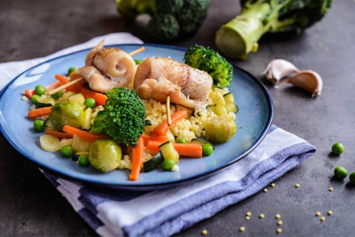 Ricetta carne e pesce: involtini di merluzzo con Speck Menatti