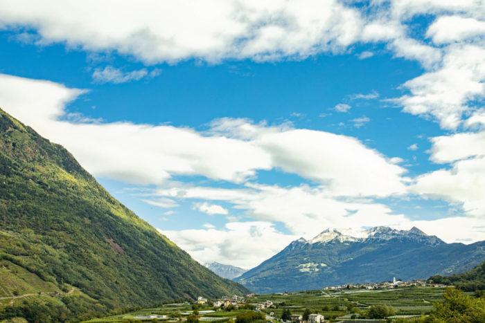 sernio-tirano: giro dei baitei in Valtellina