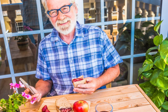 consumo di carni e salumi nella dieta degli anziani