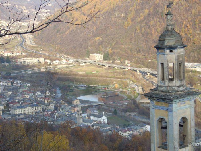 grosotto-fop: itinerario in Valtellina